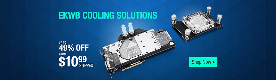 EKWB Cooling Solutions
