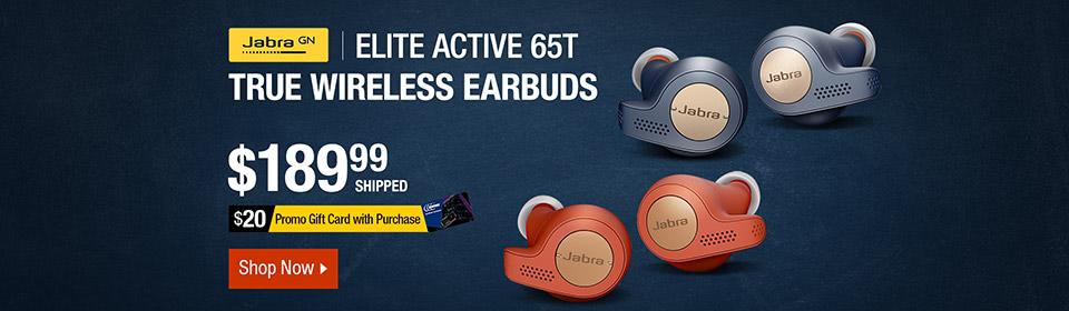 Jabra Elite Active 65t Campaign #21459