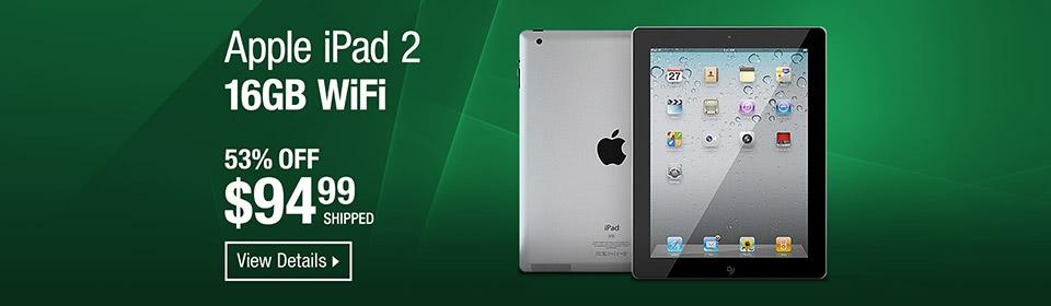 Apple MC769LLA iPad 2 16 GB