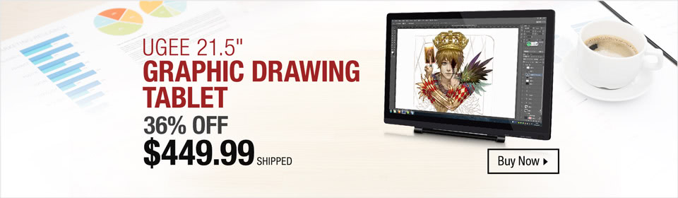 Ugee Graphic Tablet