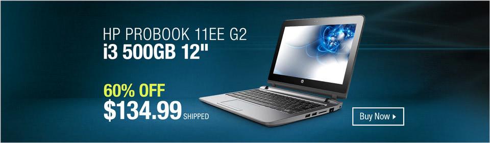 HP ProBook 11EE G2