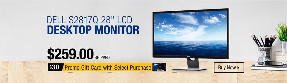 Dell S2817Q Monitor