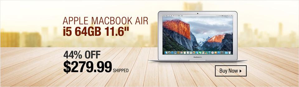 Apple Mackbook Air