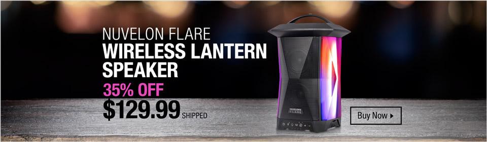 Nuvelon Flare Wireless