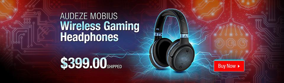Audeze Mobius Wireless Gaming