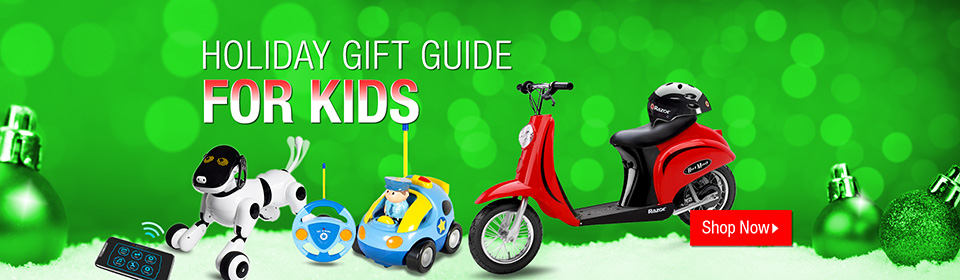 Gifts for Kids Campaign