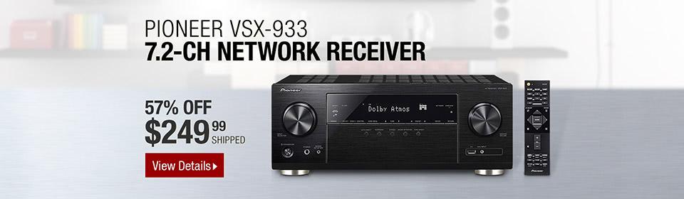 Pioneer VSX-933 7.2 Channel