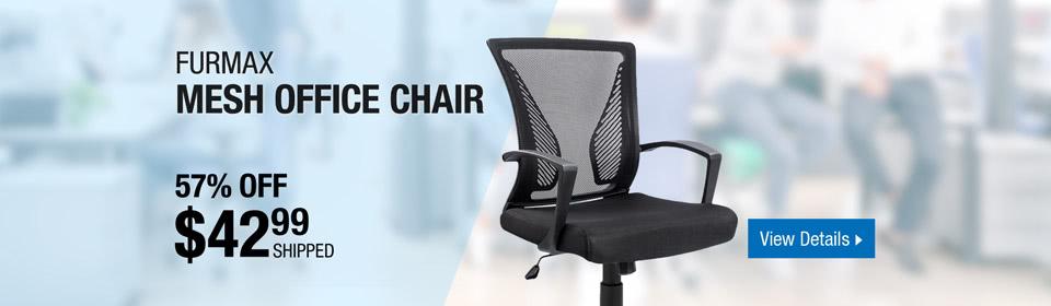 Furmax Office Mesh Chair