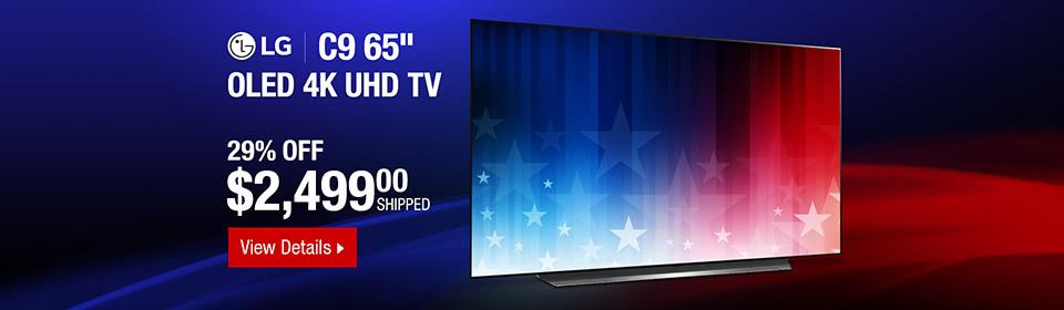 LG OLED65C9PUA TV