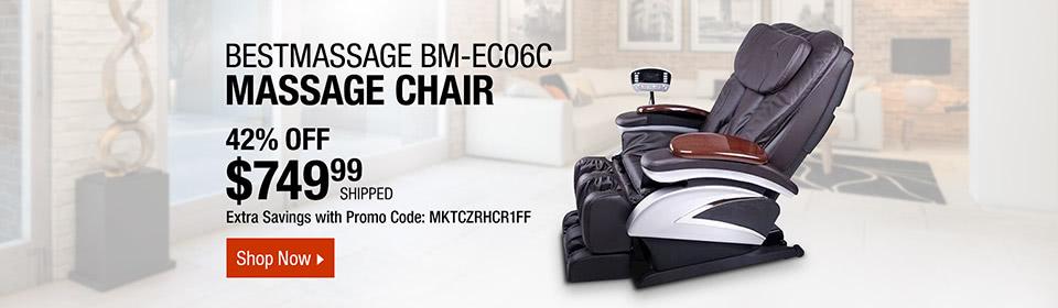 BestMassage BM-EC06C Massage Chair