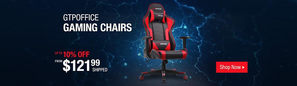 GTPOFFICE Gaming Chair