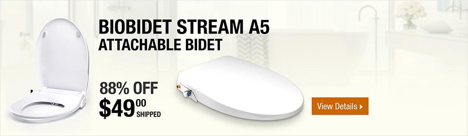 Bio Bidet Stream A5