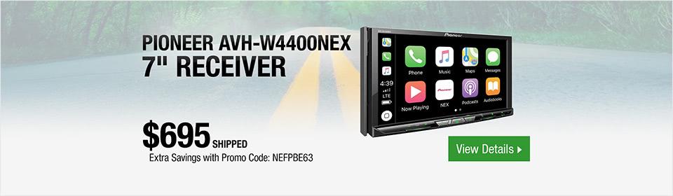 Pioneer AVH-W4400NEX