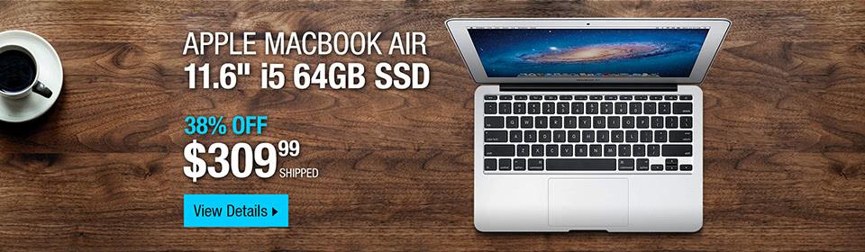 """Apple MacBook Air 11.6"""""""