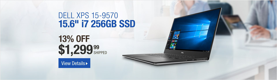 DELL XPS 15-9570