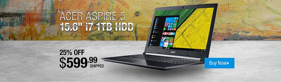 Acer Laptop Aspire 5