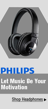 PHILIPS: let music be your motivation
