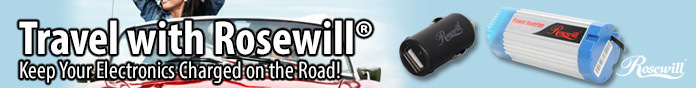 Travel with Rosewill
