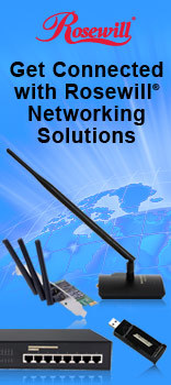 Get Connected With Rosewill Networking Solutions
