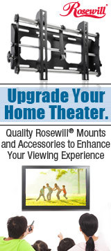 Quality Rosewill Mounts and Accessories