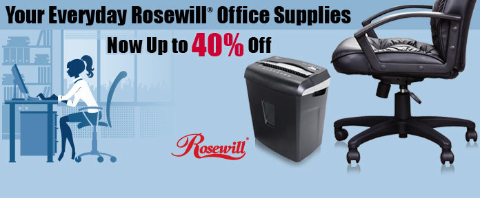 Your Everyday Rosewill Office Supplies