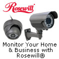 Monitor Your Home & Business With Rosewill