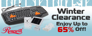 Winter Clearance. Enjoy Up to 65% Off!
