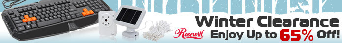 Rosewill Winter Clearance