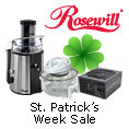 St.Patrick's Week Sale