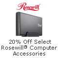 20% Off Select Rosewill Computer Accessories