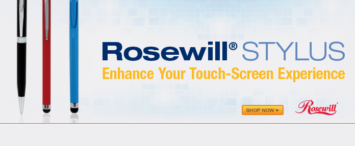 Experience Rosewill STYLUS