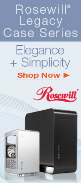 Rosewill Legacy Case Series
