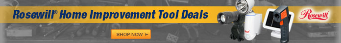 Rosewill Home Improvement Tool Deals