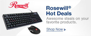 Rosewill Hot Deals