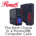 THE BEST CHOICE IS A ROSEWILL® COMPUTER CASE - From Mini ITX