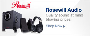 Rosewill Audio - Quality Sound at Mind Blowing Prices