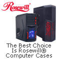 Best Choice is Rosewill Computer Cases