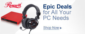 Epic Deals for All Your PC Needs