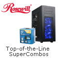Intel® and Rosewill Top-of-the-Line SuperCombos