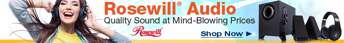 Rosewill Audio - Quality Sound at Mind-Blowing Prices