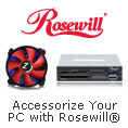 Accessorize Your PC with Rosewill