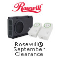 Rosewill September Clearance