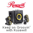 Keep on Groovin' with Rosewill