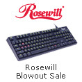 Rosewill® Blowout Sale