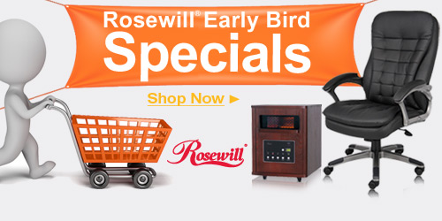 Rosewill® Early Bird Special