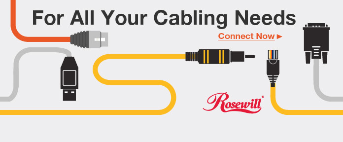 For All Your Cabling Needs