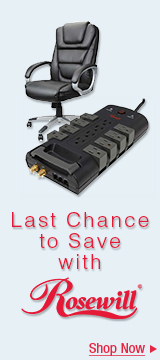 Last Chance to Save with Rosewill