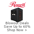 Rosewill Blowout Deals
