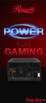 Power for Gaming with Rosewill