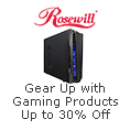 Gear Up with Rosewill Gaming Products